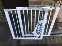 Stair gates Lindam
