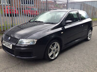 ABARTH Fiat Stilo 2.4 20v Abarth Selespeed 3dr Top of The Range Rare Car *Only 54,000 Miles* £1795