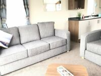 Brand New 8 Berth Holiday Home At Sandylands Saltcoats With Fees Inc Till 2019