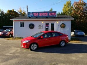 2012 Ford Focus ONLY 24000KMS!!!