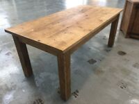 Dining Table (Railway Sleepers)