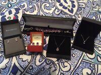 5 gorgeous jewellery items, diamond & amethyst