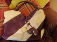 Pavers Leather handbag