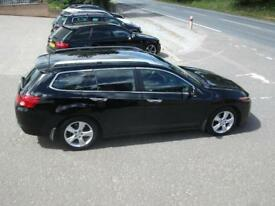 HONDA ACCORD 2.2 i-DTEC EX 5dr (black) 2009
