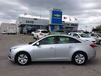 2014 Chevrolet Cruze 1LT, R.START, R.CAMERA, XM, LOW KM'S