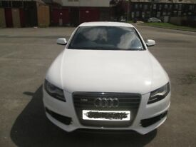 Audi A4 2.0 TDI S LINE 4DR FOR SALE