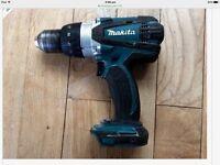 Makita 18v lxt drill