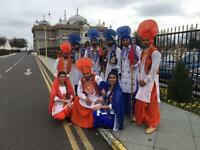 Bhangra Dancers for party's or any occasions
