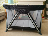 Nuna Sena Travel Cot with bassinet