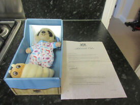 Baby Aleksandr Orlov boxed and brand new with certificate