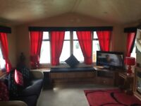 Caravan to let seton sands port seton double glazing central heating close to all amenities
