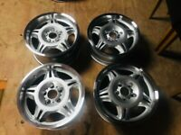 """17"""" STAGGERED BMW E36 M3 WHEELS(STYLE 24,MOTORSPORTS,SUNFLOWER,328,325,323,318,320,316,M TEC)"""