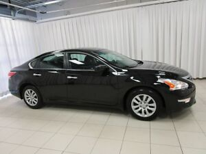 2015 Nissan Altima S EDTN.  YOU NEED TO TEST DRIVE THIS SPORTY S