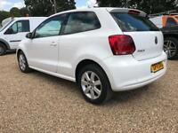 Volkswagen polo se 2011 New shape 3 door 1.2 petrol cheap insurance group hpi clear part ex welcome