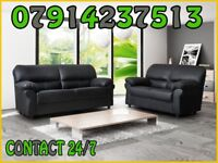 THIS WEEK SPECIAL OFFER Leather Sofa Range 3 & 2 or Corner Cash On Delivery 8798
