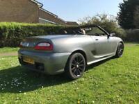 MG TF 2003 - Fun summer car - New MOT