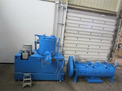 600 Liter Littleford High Intensity Mixer 125 Hp