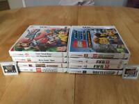 10 3DS Games - From £4 - PRICES REDUCED!