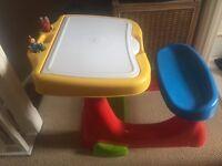 Childrens desk