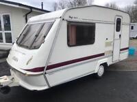 1996 Elddis Wisp 2 Berth Caravan