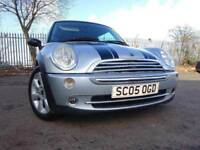 05 MINI COOPER S 1.6,MOT AUG 018,2 OWNER FROM NEW,PART SERVICE HISTORY,STUNNING EXAMPLE,RELIABLE CAR
