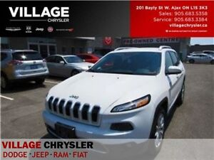 2016 Jeep Cherokee Limited Nav Blinds Leather Backup Cam
