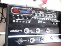 zoom g71 .ut multieffects