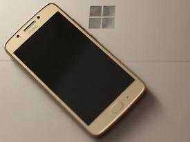 Phone unlocked mobile Moto G5, VG condition £99 Ono