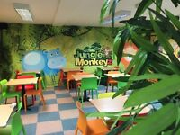 Full-Time Staff required for Children's Play area and Cafe in Pinner NW London HA5 2PZ