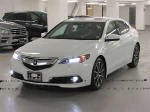 2015 Acura TLX Elite/No Accident/Acura Certified Program/Blind S