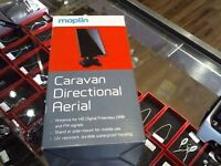 MAPLIN CARAVAN DIRECTIONAL TV AERIAL