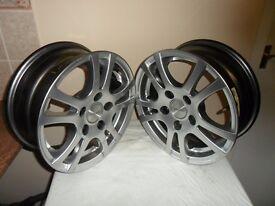 caravan alloy wheels
