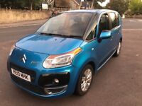 2010 CITROEN C3 PICASSO PLUS VTR SPORT 1.6 HDI IMMACULATE CONDITION