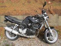 Suzuki Bandit 400cc Motorbike (READ AD)