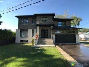 675 000$ - Maison 2 étages à vendre à Ste-Marthe-Sur-Le-Lac