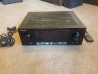 Pioneer VSX-924 AV Receiver (Audio Visual amp/cinema amp). Faulty for parts or repair. Reduced price
