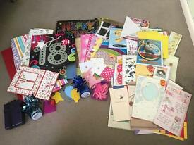Birthday bundle- cards etc