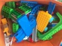 Thomas Lego Mega Blocks job lot