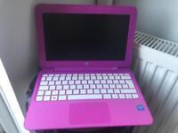 HP Laptop Pink