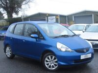 2009 HONDA 1.4 JAZZ SE 2 OWNERS 1 YEARS MOT 99241 MILES EXCELLENT CONDITION not fiesta corsa 207