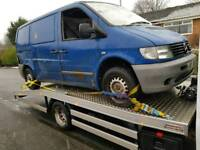Any scrap cars vans and 4x4 wanted