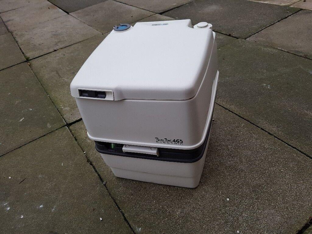 Thetford electric porta potti