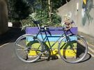 Dawes Galaxy touring bike, 57cm (Medium/Large) Reynolds 531, very good condition!