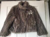 Two Next Fur Coats
