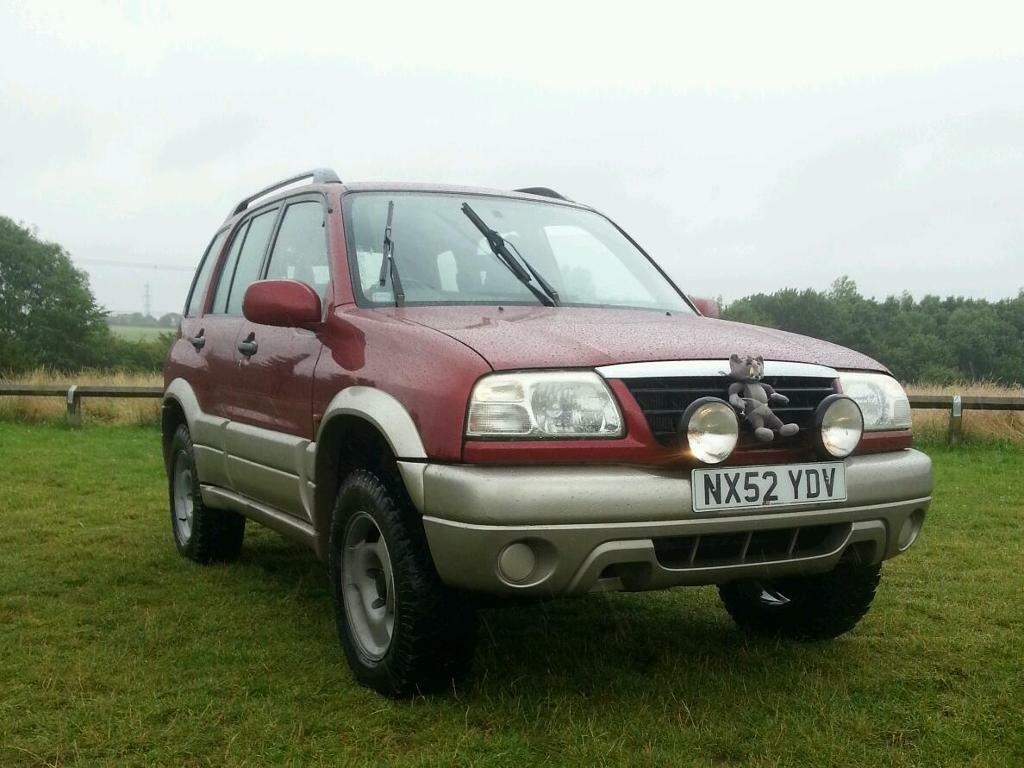 2002 suzuki grand vitara in stockton on tees county. Black Bedroom Furniture Sets. Home Design Ideas