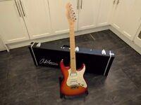 CAP-10 America Chapman Guitar