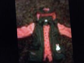 Girls Disney Minnie Mouse jacket 5-6yrs