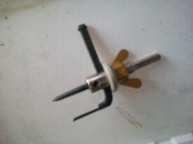 hole cutter drill bit