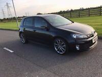 2010 VW GOLF GTD 2.0 TDI 170bhp PX SWAP not gti dsg golf r r32 leon fr gt tdi s line a3