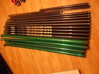QUALITY USED FISHING POLES. FROM